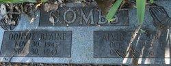 Donnie Blaine Combs