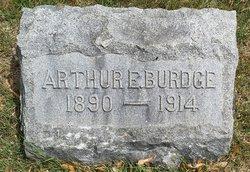 Arthur E Burdge