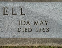 Ida May <I>Reigel</I> Angell