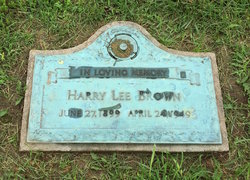 Harry Lee Brown, Sr
