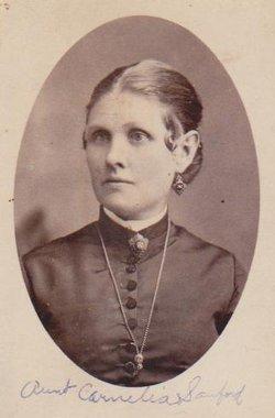 Cornelia Melissa <I>Sanford</I> Groesbeck