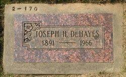 "Joseph Henry ""Joe"" DeHayes"