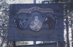 Cleveland Plantation Cemetery