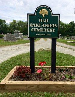Old Oaklandon Cemetery