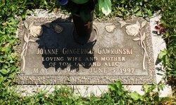 Joanne <I>Gingerich</I> Gawronski