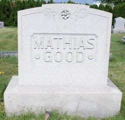 Ella J. <I>Mathias</I> Good