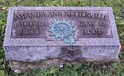 Amanda Ann <I>Smith</I> Netterville