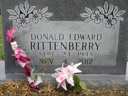 Donald Edward Rittenberry