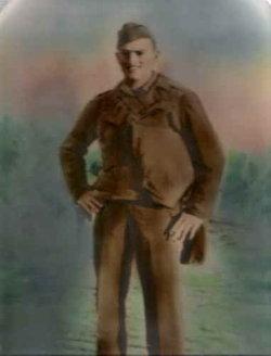 Pvt William Luke Newfarmer