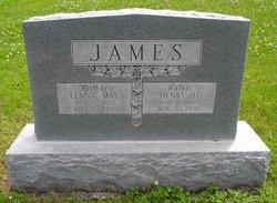 Lenna May <I>Enz</I> James