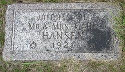 Infants Hansen