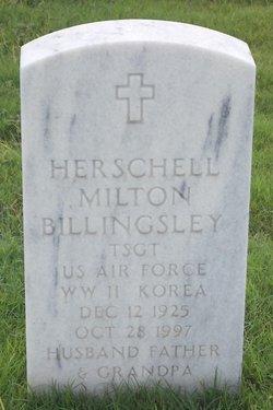 Herschell Milton Billingsley