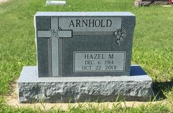 Hazel May <I>Hoenshell</I> Arnhold