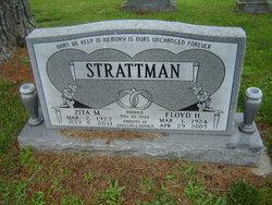 Zita M <I>Parres</I> Strattman