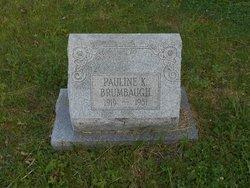 Pauline K. <I>Eamigh</I> Brumbaugh