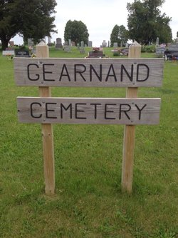 Gearnand Cemetery