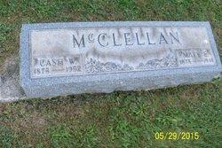 Mary Elizabeth <I>Zellers</I> McClellan