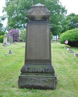 Sarah <I>Edwards</I> Evans