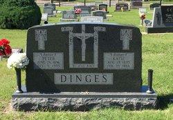 """Katherine """"Katie"""" <I>Engel</I> Dinges"""