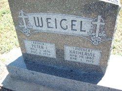 Katherine <I>Riedel</I> Weigel