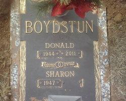 Donald Powell Boydstun