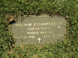 William J Campeau, Jr
