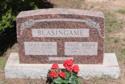 Grace Marie <I>Brashears</I> Blasingame