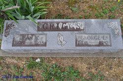"""Vermilia Jean """"Jean"""" <I>Ware</I> Griggs"""