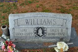 Sylvia May <I>Groff</I> Williams