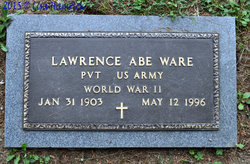 Lawrence 'Abe' Ware