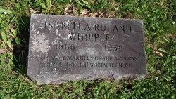 Isabella <I>Ruland</I> Whipple