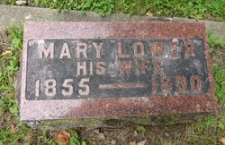 Mary Ellen <I>Lower</I> Daniels