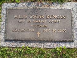 Willie Oscar Duncan