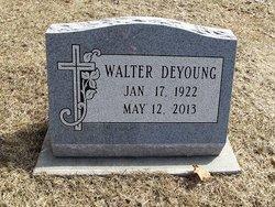 Walter DeYoung