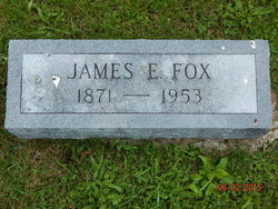 James Edward Fox