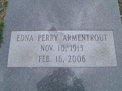 Clara Edna <I>Perry</I> Armentrout