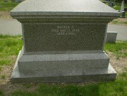 Warren C Currier