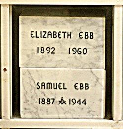Elizabeth Marie <I>Freimuth</I> Ebb