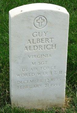 Guy Albert Aldrich