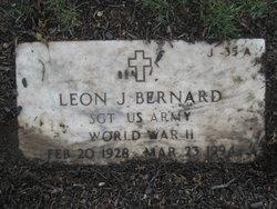 Leon J Bernard