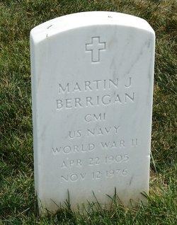 Martin Joseph Berrigan