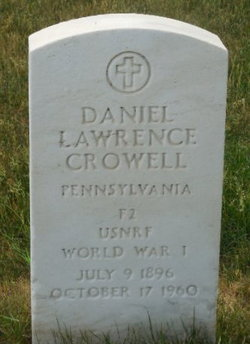 Daniel Lawrence Crowell