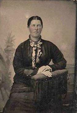 """Mary Jane """"Mollie"""" <I>Luxton</I> Fontaine"""