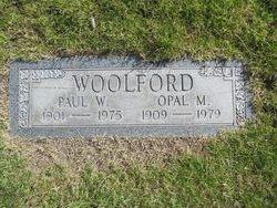 William Paul Woolford