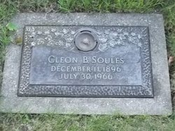 Cleon Benjamin Soules