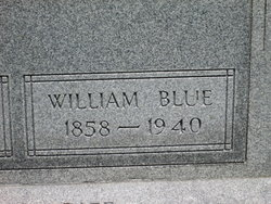 William Pursell Blue