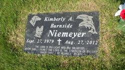 """Kimberly Ann """"Kimmy"""" <I>Burnside</I> Niemeyer"""