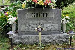 Orman Groff
