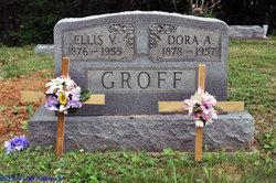 Dora Arminta <I>Ocheltree</I> Groff