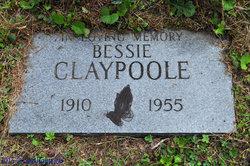 Bessie <I>Taylor</I> Claypoole